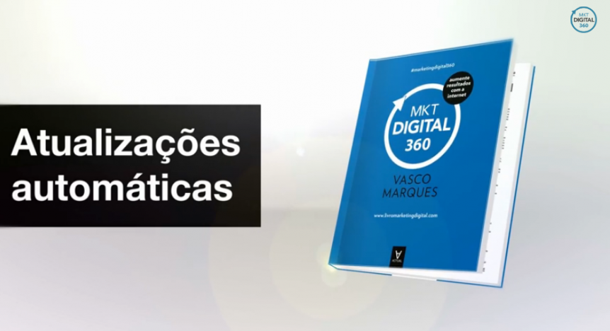 livro marketing digital 360 - vasco marques