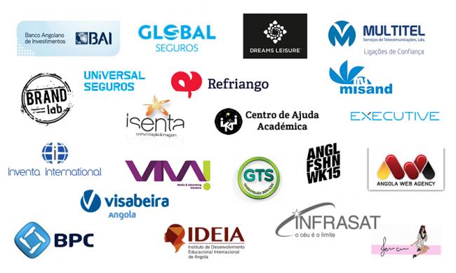 logos angola