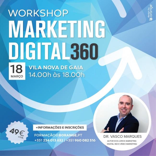 marketing digital 360 borange
